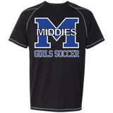Champion Dri-Fit T-Shirt - Middletown Middie Girls Soccer