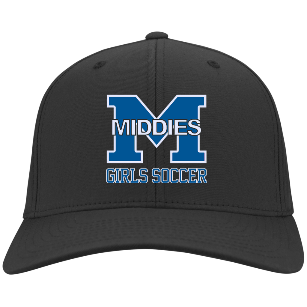 Dry Zone Nylon Hat - Middletown Middie Girls Soccer