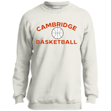 Youth Crewneck Sweatshirt - Cambridge Basketball