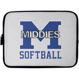 Laptop Sleeve - 10 inch - Middletown Softball