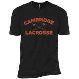 Men's Premium T-Shirt - Cambridge Lacrosse