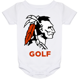 Baby Onesie 24 Month - Cambridge Golf - Indian Logo