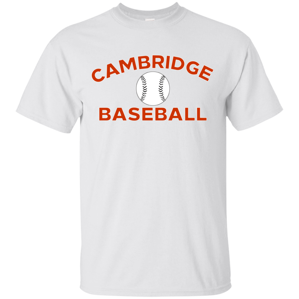 Men's Cotton T-Shirt - Cambridge Baseball