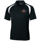 Men's Colorblock Slim Fit Moisture Wicking Polo - Corinth Football