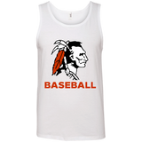 Men's Tank Top - Cambridge Baseball - Indian Logo