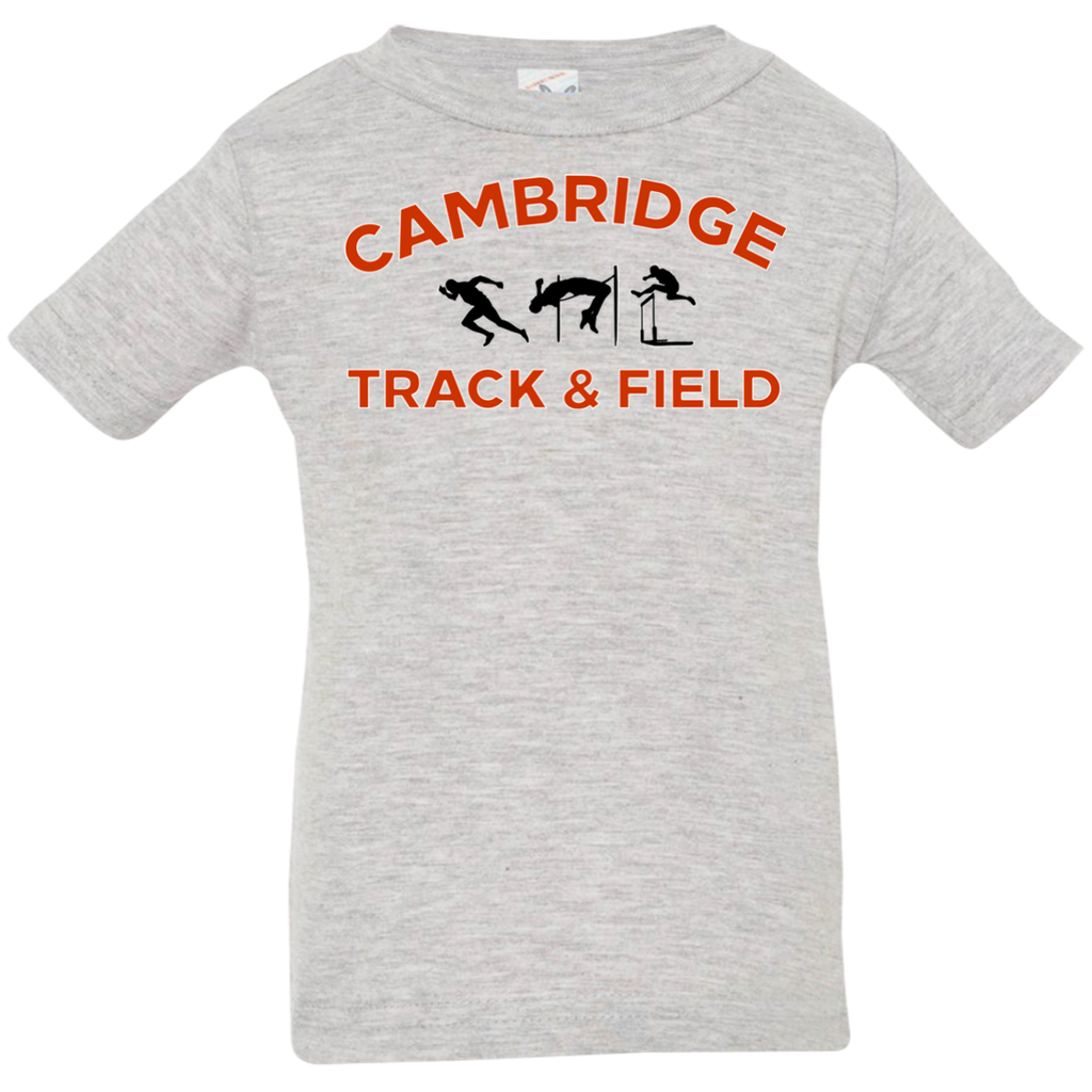 Infant T-Shirt - Cambridge Track & Field