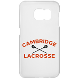 Samsung Galaxy S7 Phone Case - Cambridge Lacrosse