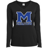 Women's Moisture Wicking Long Sleeve T-Shirt - Middletown