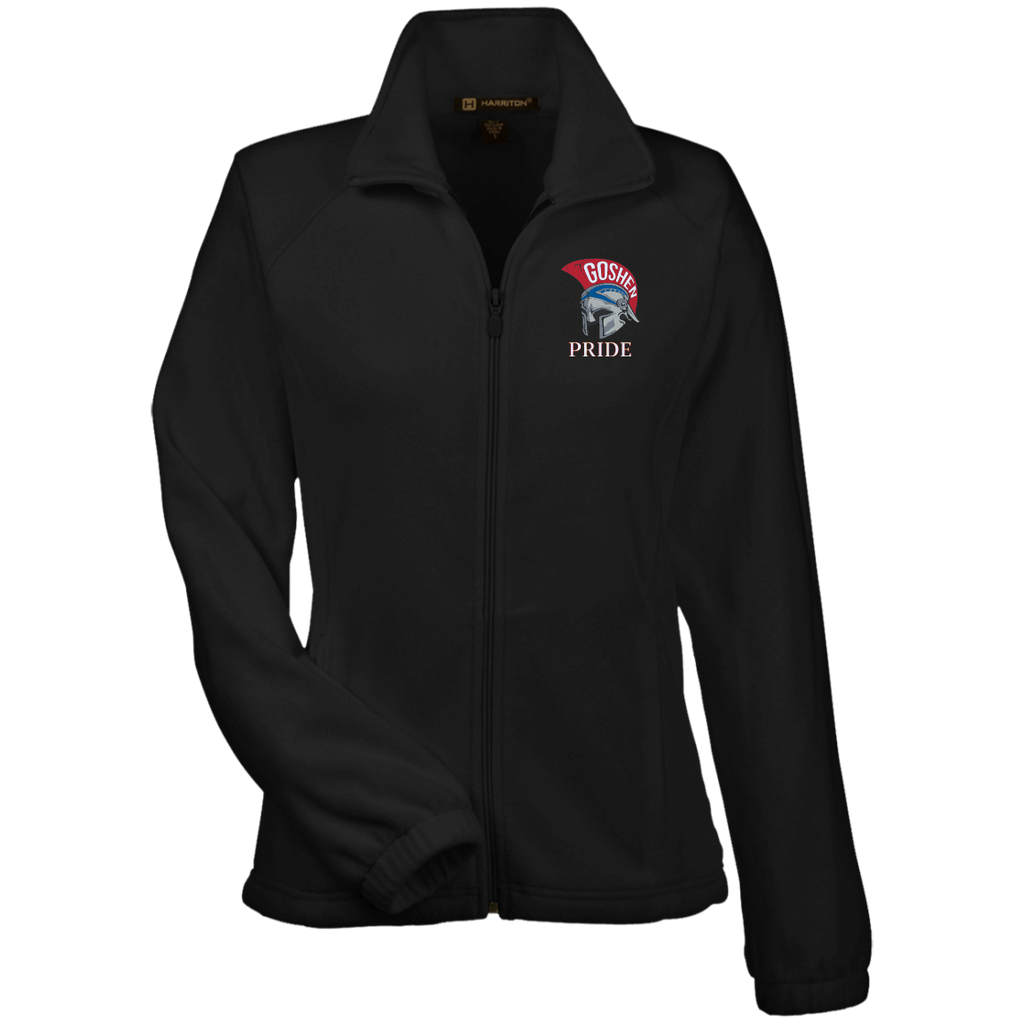 Women's Full-Zip Fleece - Goshen Pride