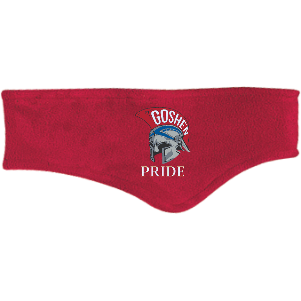 Fleece Headband - Goshen Pride