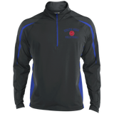 Men's Sport Wicking Half-Zip - South Glens Falls Volleyball