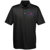 Men's Solid Moisture Wicking Polo - South Glens Falls Cheerleading
