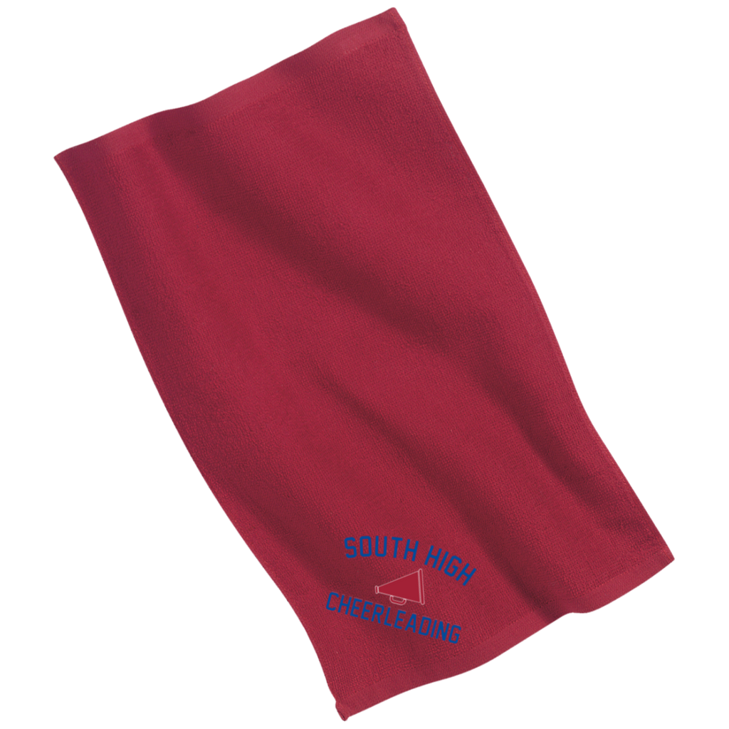 Rally Towel - South Glens Falls Cheerleading