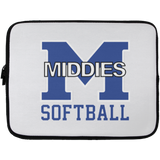 Laptop Sleeve - 13 inch - Middletown Softball