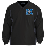 Colorblock V-Neck Pullover - Middletown Middie Girls Soccer