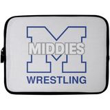 Laptop Sleeve - 10 inch - Middletown Wrestling