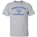 Men's Cotton T-Shirt - Middletown Football