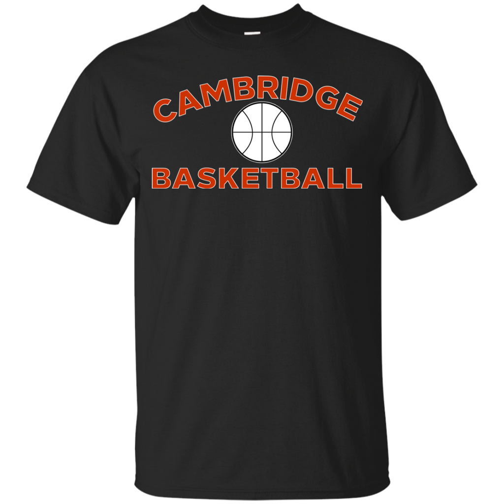 Youth Cotton T-Shirt - Cambridge Basketball