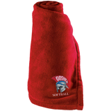 Large Fleece Blanket - Goshen Softball
