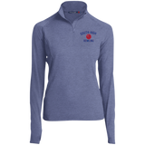 Women's Performance Quarter Zip Sweatshirt - South Glens Falls Bowling