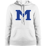 Women's Hooded Sweatshirt - Middletown Block