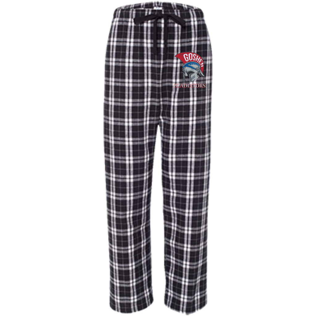 Youth Flannel Pants - Goshen Gladiators