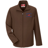 Men's Soft Shell Jacket - South Glens Falls Cheerleading