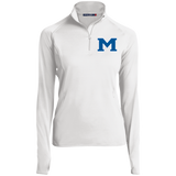 Women's Performance Quarter Zip Sweatshirt - Middletown Block
