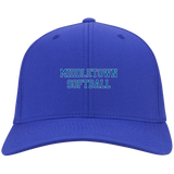 Dry Zone Nylon Hat - Middletown Softball - Block Logo