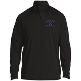 Men's Performance Quarter Zip Sweatshirt - South Glens Falls Field Hockey