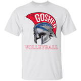 Men's Cotton T-Shirt - Goshen Volleyball
