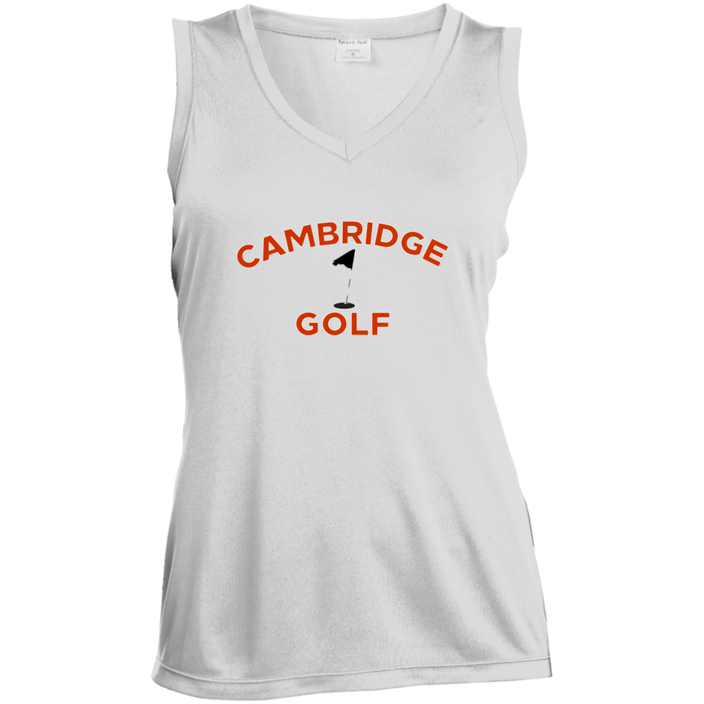Women's Moisture Wicking Tank Top - Cambridge Golf