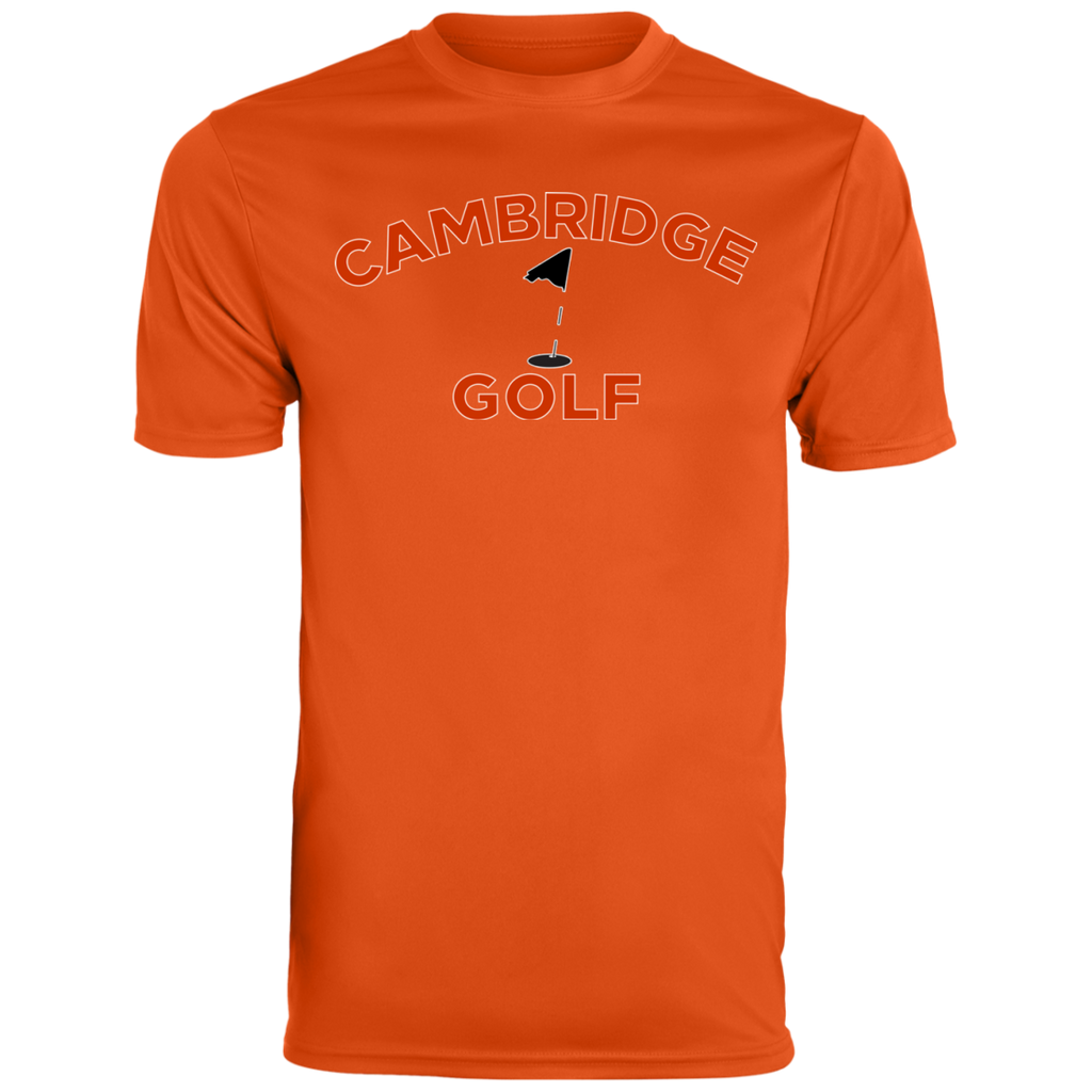 Men's Moisture Wicking T-Shirt - Cambridge Golf