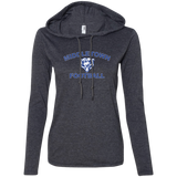 Women's T-Shirt Hoodie - Middletown Football