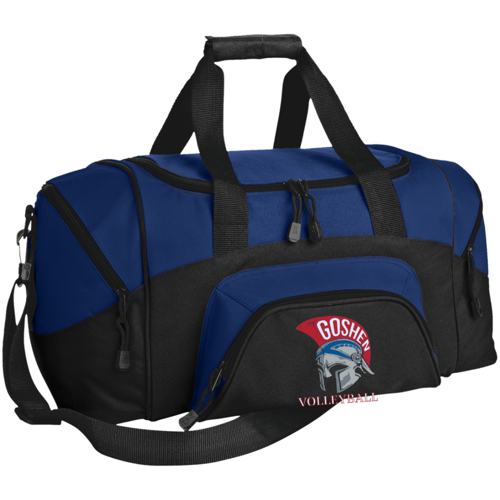 Small Duffel Bag - Goshen Volleyball