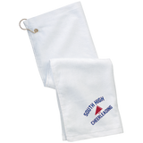 Golf Towel - South Glens Falls Cheerleading