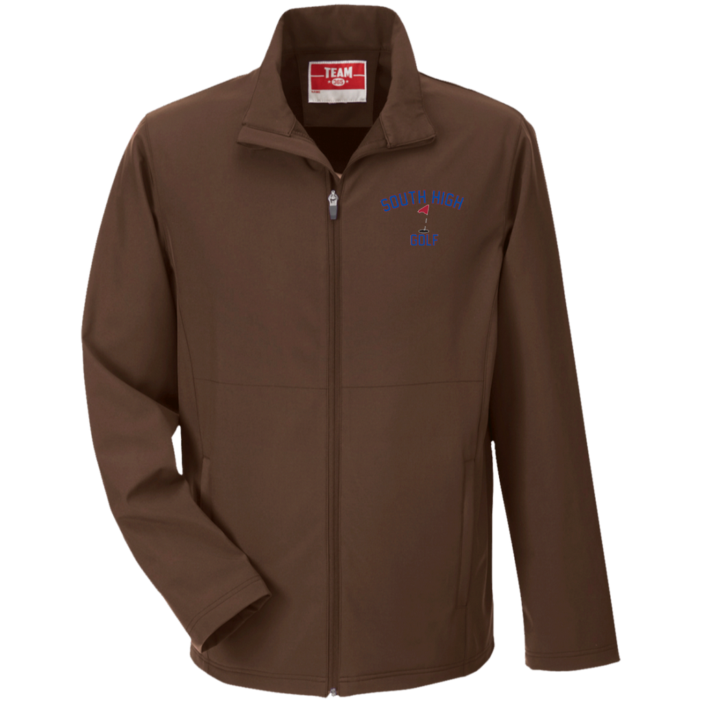 Men's Soft Shell Jacket - South Glens Falls Golf