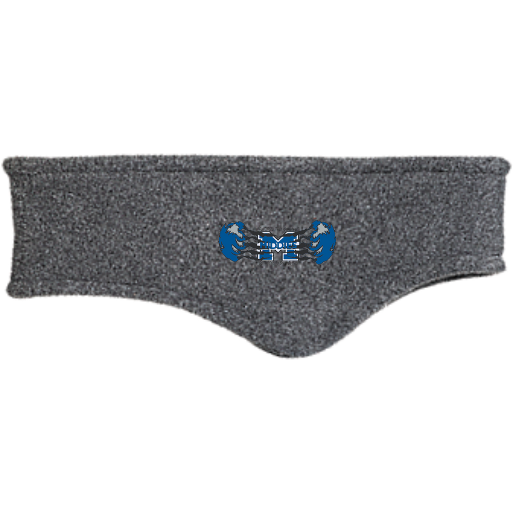 Fleece Headband - Middletown Unified Basketball