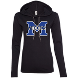 Women's T-Shirt Hoodie - Middletown Middies