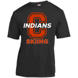 Youth Moisture Wicking T-Shirt - Cambridge Skiing - C Logo