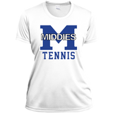Women's Moisture Wicking T-Shirt - Middletown Tennis