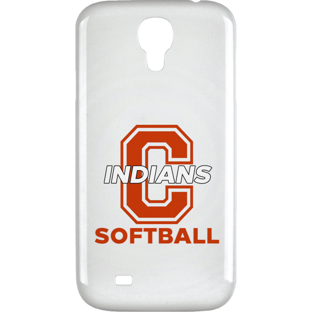 Samsung Galaxy 4 Case - Cambridge Softball - C Logo