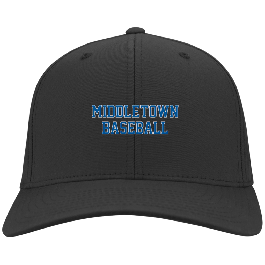 Dry Zone Nylon Hat - Middletown Baseball