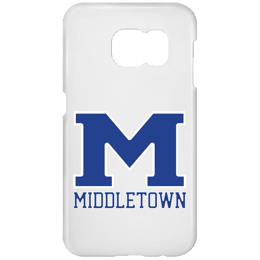"Samsung Galaxy S7 Phone Case - Middletown ""M"""