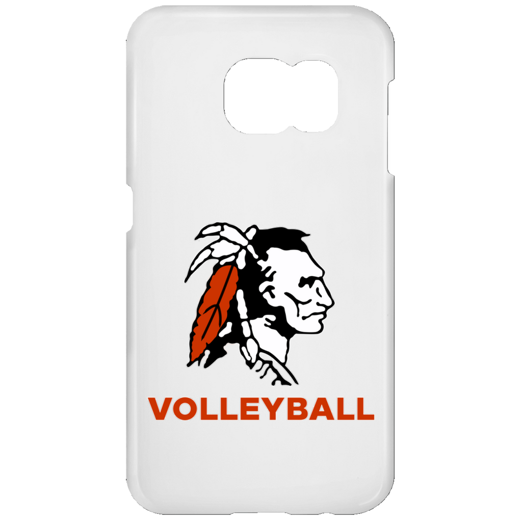 Samsung Galaxy S7 Phone Case - Cambridge Volleyball - Indian Logo
