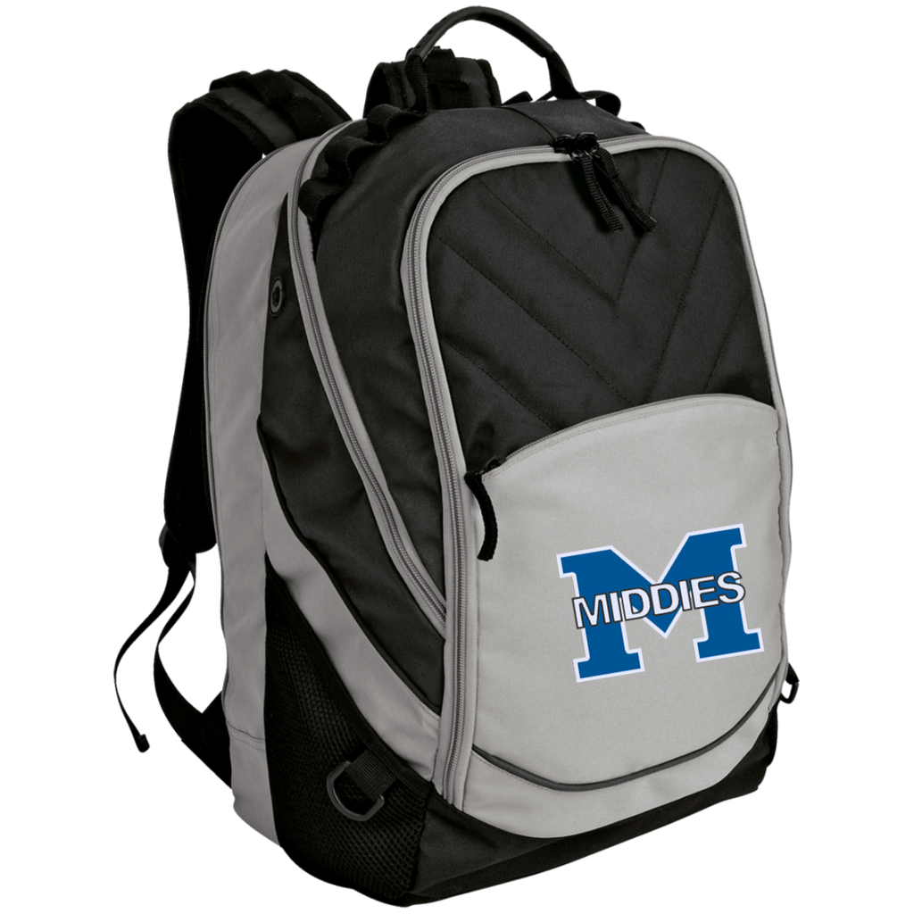 Small Laptop Backpack - Middletown Middies