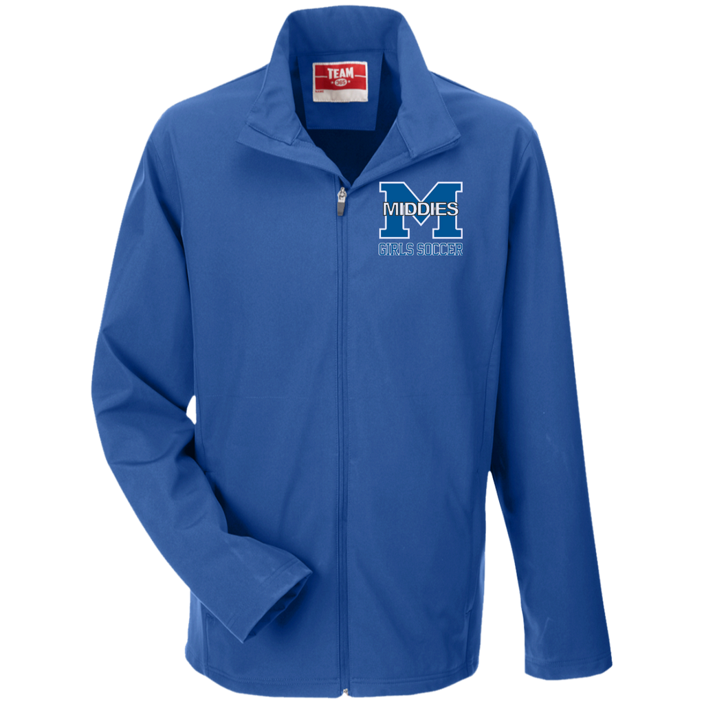 Men's Soft Shell Jacket - Middletown Middie Girls Soccer