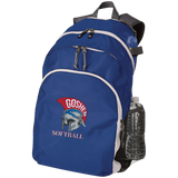 Large Laptop Backpack - Goshen Softball