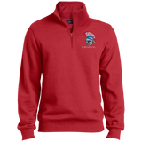 Men's Quarter Zip Sweatshirt - Goshen Wrestling