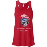 Women's Racerback Tank Top - Goshen Swimming & Diving